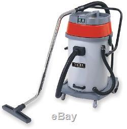 Wet & Dry Vacuum Cleaner Home Shop Vac 2000w 80l Industrial Stainless Steel Room