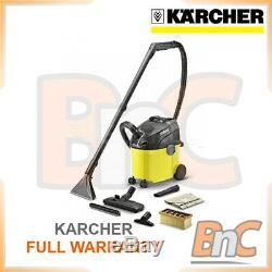 Wet/Dry Vacuum Cleaner Karcher SE 5100 1400W Full Warranty Vac Hoover Clean Home
