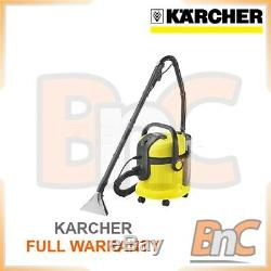 Wet/Dry Vacuum Cleaner washer Karcher 1.081-140.0 SE 4002 1400W Full Warranty