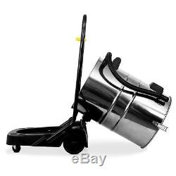 Wet and Dry Vacuum Cleaner By Klarstein 3000W 80L Canister Shop Vac
