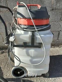 Wet and dry vacuum cleaner industrial internal auto pump out. Ideal Flood damage