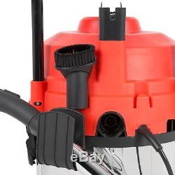 Wet dry Vacuum Cleaner 25 L Drywall sander Set Shop Vac Cleaning Sand paper