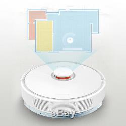 Xiaomi Roborock S6 Vacuum Cleaner Robot Auto Robotic Sweep Dry Wet Mop 2000Pa
